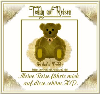 Erika's Teddy